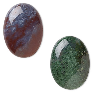 Cabochons Grade B Agate