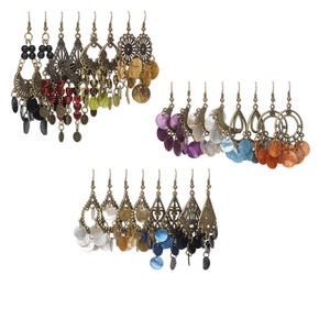 Earring Assortments Mixed Colors Just for Fun