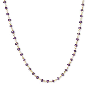 Other Necklace Styles Amethyst Purples / Lavenders