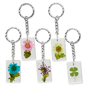 Key Ring Gifts Mixed Colors H20-1196AS