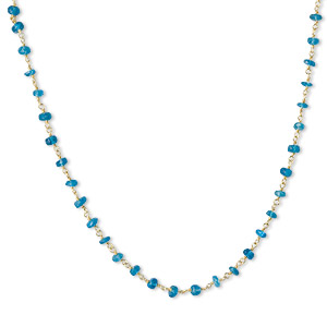 Other Necklace Styles Apatite Blues