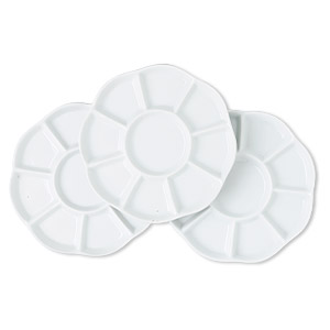 Bead Boards & Sort Trays Porcelain / Ceramic H20-1211PK