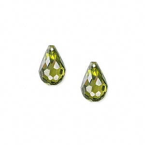 Beads Cubic Zirconia Greens