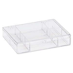Storage Acrylic Clear