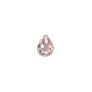 Beads Cubic Zirconia Pinks