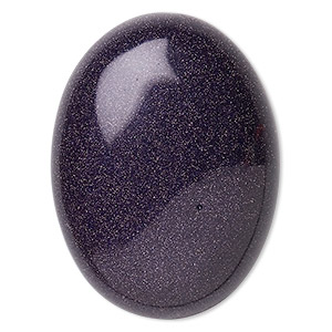 Cabochons Goldstone Blues