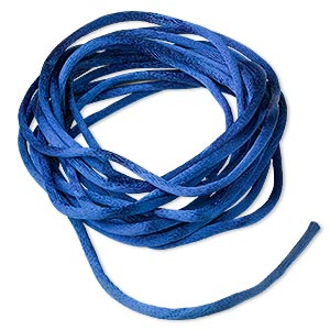 Cord Satin Blues