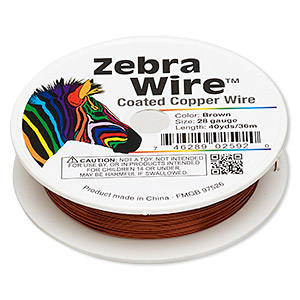Wire-Wrapping Wire Copper Browns / Tans