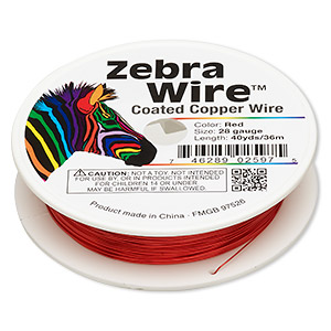 Wire-Wrapping Wire Copper Reds