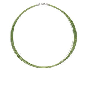 Necklace Bases Greens H20-1476JE
