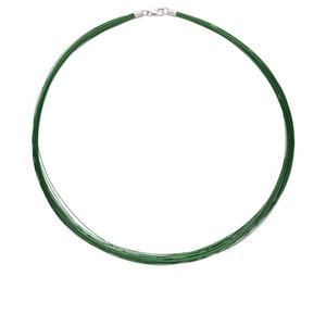 Necklace Bases Greens H20-1477JE