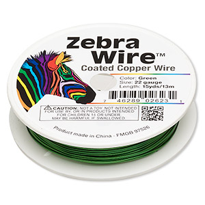 Wire-Wrapping Wire Copper Greens