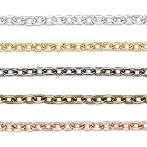 Chain Extenders Mixed Metals Mixed Colors