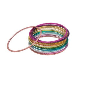Bangles Mixed Colors Just for Fun