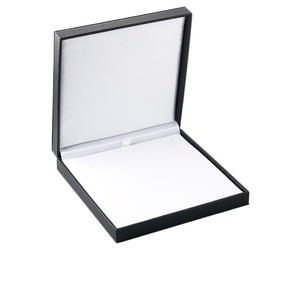 Gift and Presentation Boxes Leatherette Blacks