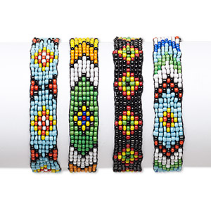 Other Bracelet Styles Multi-colored Just for Fun