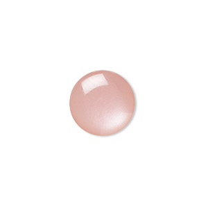 Cabochons River Shell Pinks