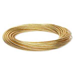 Bangles Steel Gold Colored