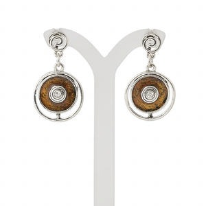 Earstud Earrings Browns / Tans Everyday Jewelry