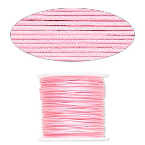 Cord Imitation Silk Pinks