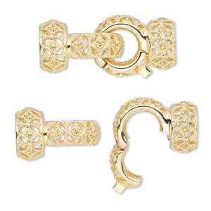 Hook and Eye Karat Gold Yellows