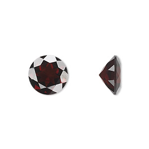 Faceted Gems Grade A Almandine