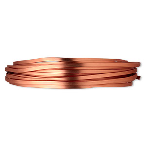 Wire-Wrapping Wire Aluminum Copper Colored