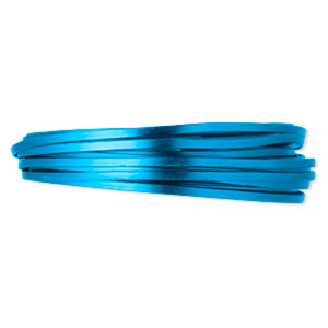 Wire-Wrapping Wire Aluminum Blues