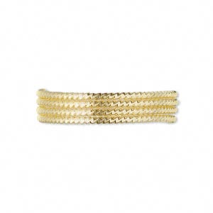 French Wire Gold Plated/Finished Gold Colored