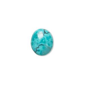 Cabochons Grade B Classic Turquoise