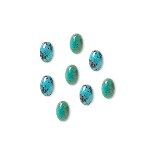 Cabochons Grade C Classic Turquoise