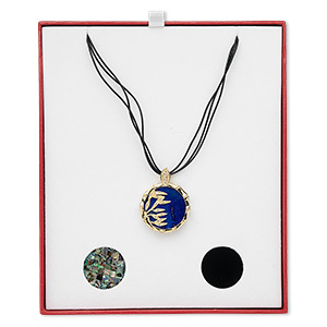 Pendant Style Multi-colored Everyday Jewelry