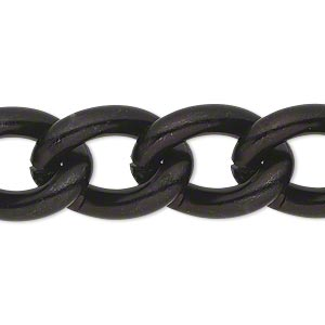 Unfinished Chain Aluminum Blacks