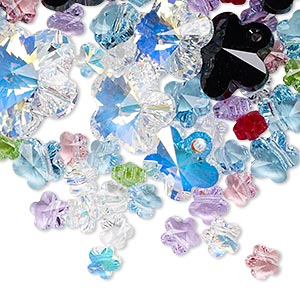 Beads Swarovski Mixed Sizes