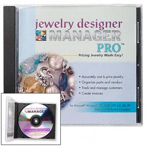 Design Software Jewelry Designer Manager Pro 85-2477BS