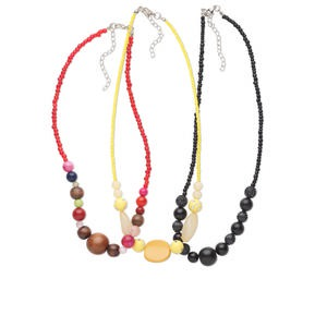Other Necklace Styles Multi-colored Just for Fun