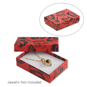 Gift and Presentation Boxes Paper Reds
