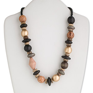 Other Necklace Styles Browns / Tans Everyday Jewelry