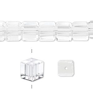Beads Glass Clear