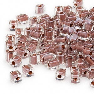 Seed Beads Glass Browns / Tans