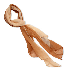 Fashion Accessories Polyester Browns / Tans