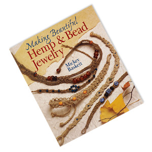 Hemp Knotting Books H20-3074BK