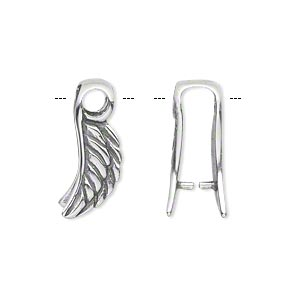 Ice Pick Sterling Silver Silver Colored