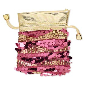 Pouches Nylon Pinks