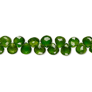 Beads Grade B Diopside