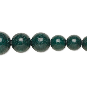 "Beads Grade B Mountain ""Jade"""