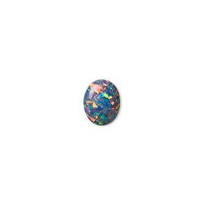 Cabochons Other Opal Varieties Multi-colored