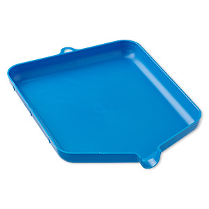 Bead Boards & Sort Trays Other Plastics Blues