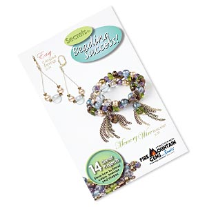Jewelry Making Projects Multi-colored H20-3369BK