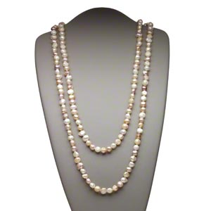 Continuous Loop Grade D Freshwater Pearl
